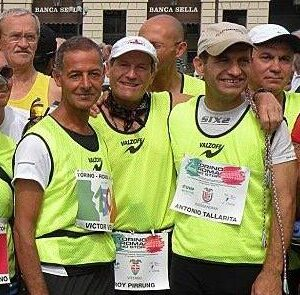Victor Vella of Malta, Roy Pirrung and Antonio Tallarita