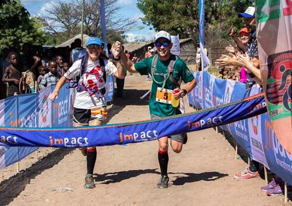 Impact Marathon Series -  Nick Kershaw