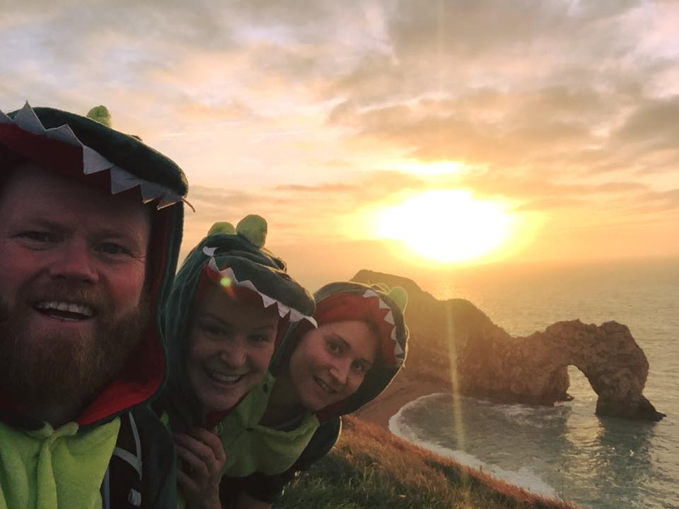 Running the Jurassic Coast - Anna McNuff